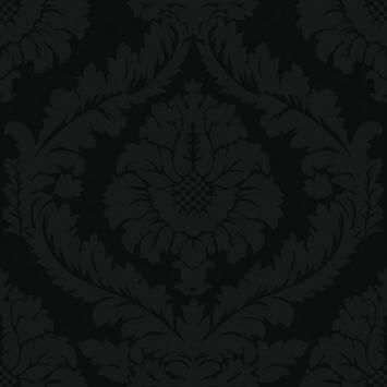 Barok Behang Kopen.Gamma Vliesbehang Luxe Barok Zwart 2257 91 Kopen Barok Behang