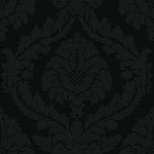 Graham & Brown Vliesbehang 2257-91 Luxe Barok Zwart