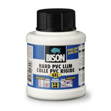 Bison hard PVC lijm gel 250 ml