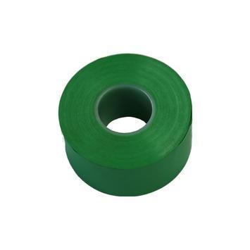 GAMMA buisisolatie tape enkelzijdig klevend groen 30 mm 20 meter