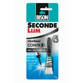 Bison secondelijm vloeibaar 3 gram