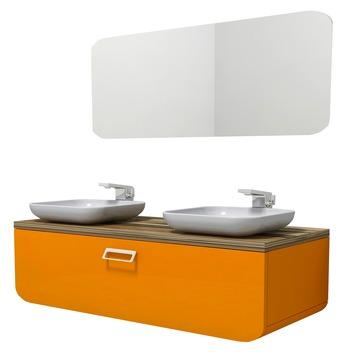 Gamma Tiger Ontario Meubel Spiegel Oranje 105 Cm Kopen