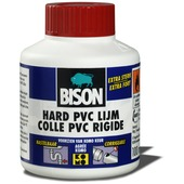 Bison hard PVC lijm potje 100 ml