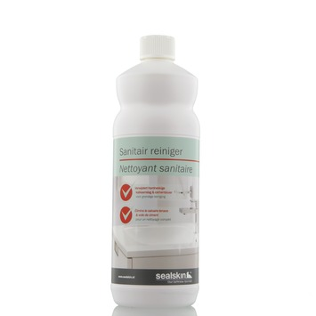 Sealskin sanitairreiniger voor keramiek en tegels 1 liter