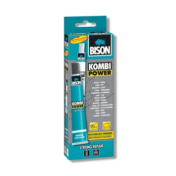 Bison 2-componentenlijm kombi power 65 ml