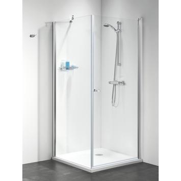 Get Wet Douchecabine met Swingdeur C105 100x195 cm Chroom