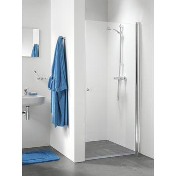 Get Wet Swingdeur voor Nis C105 90x195 cm Chroom