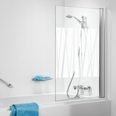 Get Wet Badklapwand S105 140x70 cm met Decor