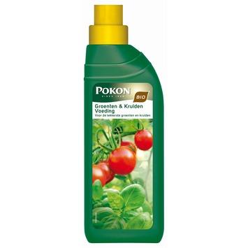Pokon Bio Plantenvoeding Groenten & Kruiden 500 ml