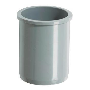 Martens sifontule PVC grijs 40 mm