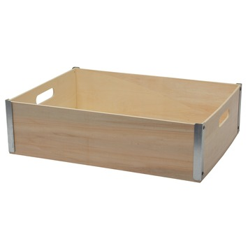 Duraline kist stapelbaar 50x40x15 cm