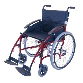 Drive rolstoel D-lite rood