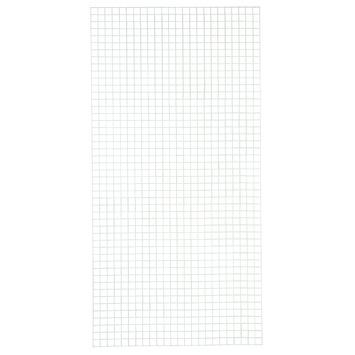 Handson Gaaspaneel wit 120x60 cm