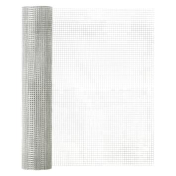 Handson Vogelgaas maaswijdte 12 mm 100 cm hoog rol 10 meter verzinkt