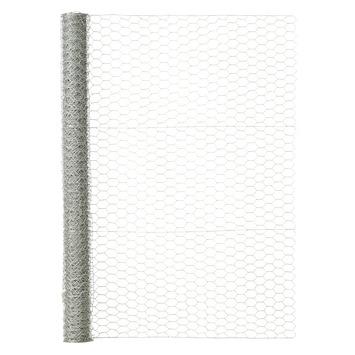 Handson Kippengaas maaswijdte 25 mm 100 cm hoog rol 10 meter verzinkt