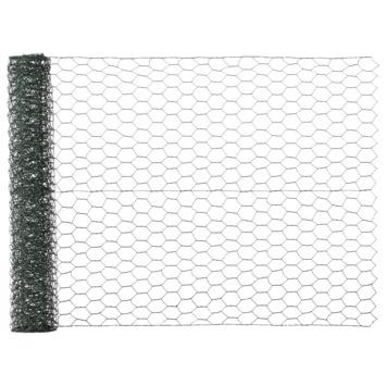 Handson Kippengaas maaswijdte 25 mm 50 cm hoog rol 5 meter