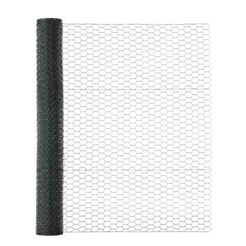 Handson Kippengaas maaswijdte 25 mm 100 cm hoog rol 10 meter