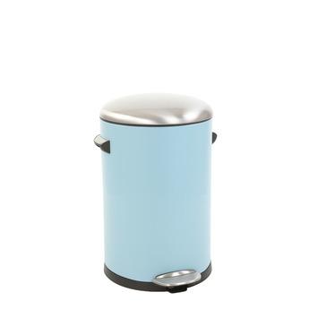 EKO Belle Deluxe pedaalemmer blauw 12 liter