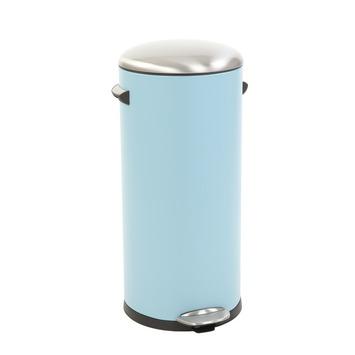 EKO Belle Deluxe pedaalemmer blauw 30 liter