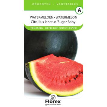 Watermeloen Zaadjes