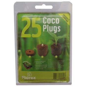 Cocos zaaipluggen