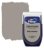 Flexa Creations muurverf Kleurtester Authentic mat 30ml