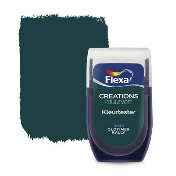 Flexa Creations muurverf Kleurtester Oldtimer Rally mat 30ml