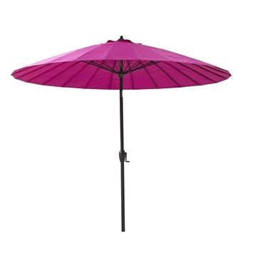 Parasol Shanghai Fuchsia Ø250 cm