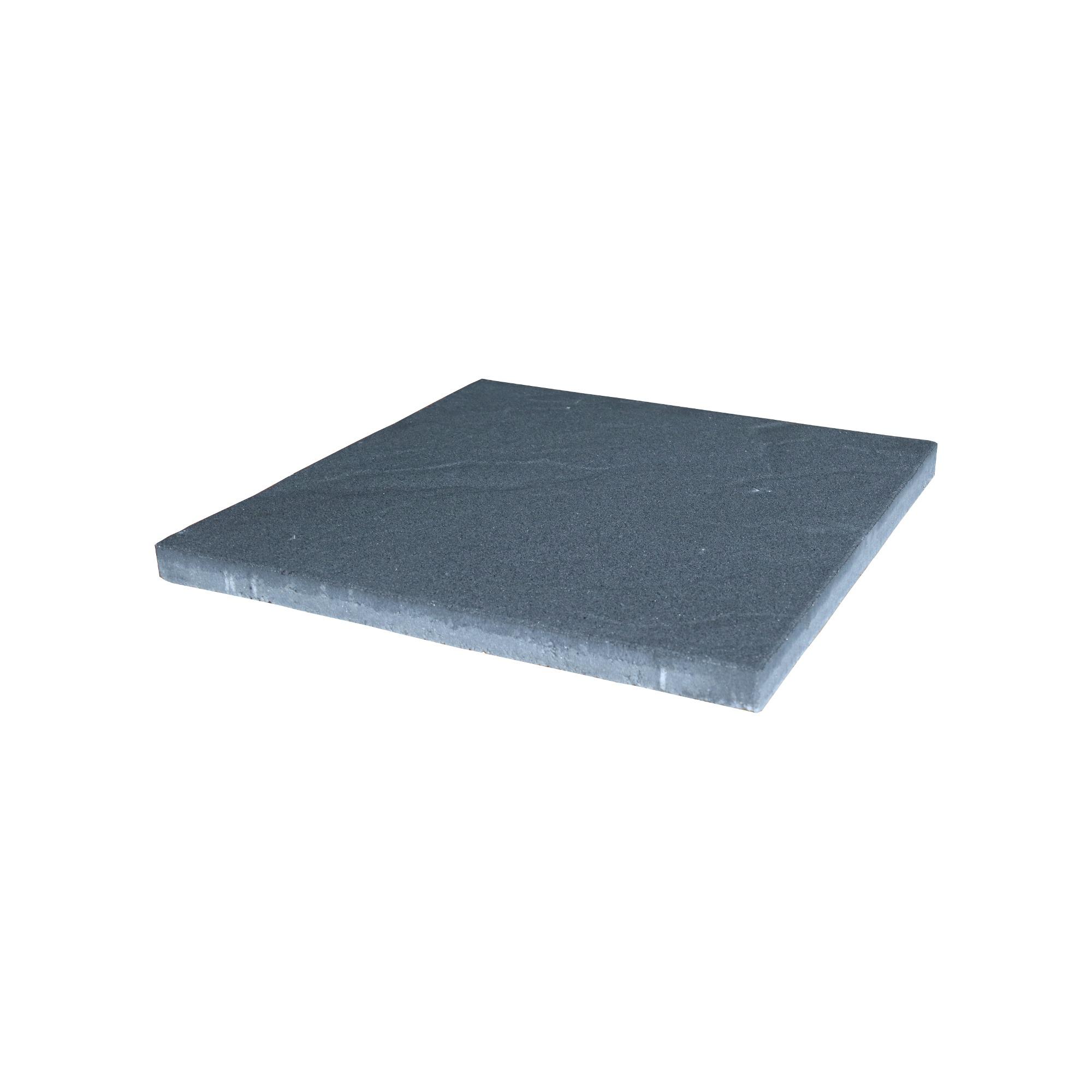 Terrastegel Beton Ardechio Zwart Nuance 60x60 cm 36 Tegels-12,96 m2