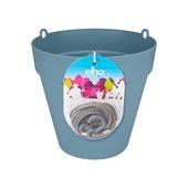 Elho hangschaal vintage blauw 20 cm