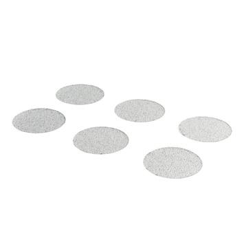 SecuCare antislipsticker rond  ø35 mm transparant 32 stuks