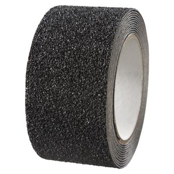 SecuCare antislipsticker op rol 50x3000 mm zwart