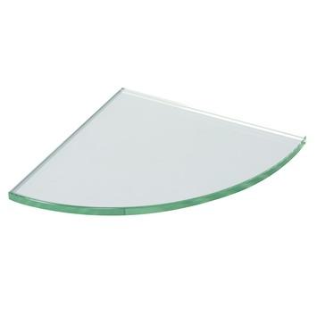 Duraline glaspaneel helder 12 mm 25x25 cm