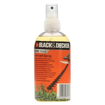 Black+Decker olie voor heggenscharen 300 ml