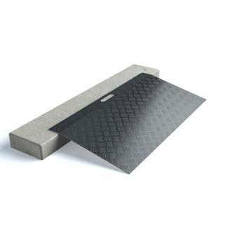 SecuCare drempelhulp basic 3-7 cm aluminium