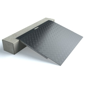 SecuCare drempelhulp basic 5-15 cm aluminium