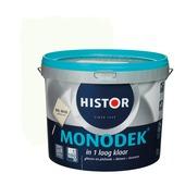 Histor Monodek latex RAL 9010 gebroken wit 10 liter