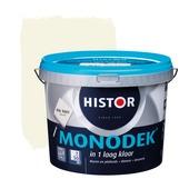Histor Monodek latex RAL 9001 crème wit 5 liter