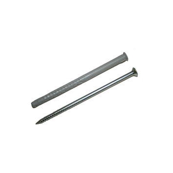 Fischer Slagplug SXRL 10x140 mm met schroef Torx 40 4 stuks
