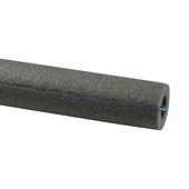Buisisolatie voor 12 mm buis plakstrip grijs 1 meter