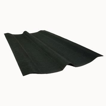 Aquaplan topline bitumen nokstuk zwart 100x42 cm