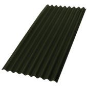 Aquaplan topline bitumen golfplaat groen 200x86 cm