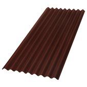 Aquaplan topline bitumen golfplaat rood 200x86 cm
