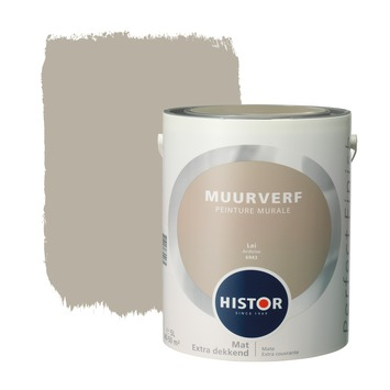 Histor Perfect Finish muurverf lei mat 5 liter