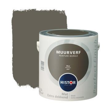Histor Perfect Finish muurverf mus mat 2,5 liter