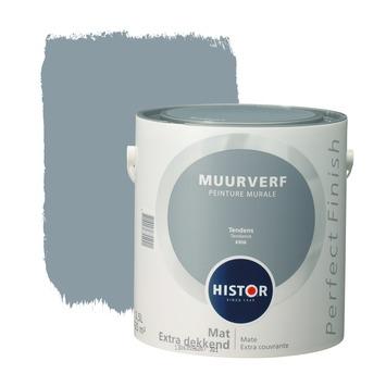 Histor Perfect Finish muurverf tendens mat 2,5 liter