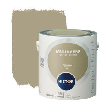 Histor Perfect Finish muurverf toepassing mat 2,5 liter