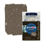 Histor Perfect Effects Highlights muurverf transparant glimmer stone 750 ml
