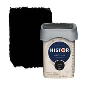 Histor Perfect Finish lak zwart mat 750 ml
