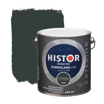 Populair GAMMA | Histor Exterior lak oud hollands groen zijdeglans 2,5 FN44